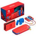 Nintendo Switch Console Mario Red/Blue Joy-Con Special Edition