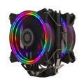Alseye H120D S-RGB Dual-Fan CPU cooler