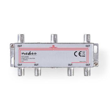 NEDIS Satellite Splitter 6 OUTPUTS - SSPL600ME