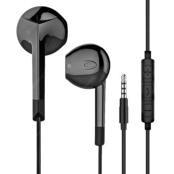 LANGSDOM V5 Earphones Black