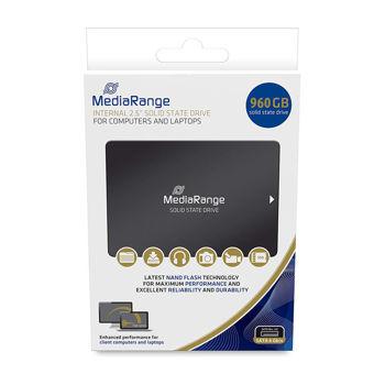 MediaRange Internal M.2 2280 solid state drive SATA 6 Gb/s 256GB - (MR1031)