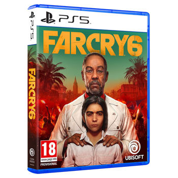 Far Cry 6 : Yara Special Day 1 Edition ( PS5 )