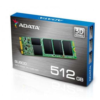ADATA ULTIMATE SU800 M.2. 2280 512GB SSD HDD