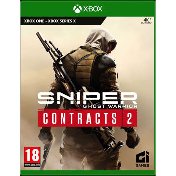 Sniper Ghost Warrior Contracts 2 ( XB1/SX )