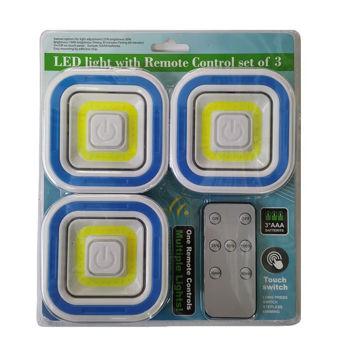 Φώτα LED με τηλεχειριστήριο
