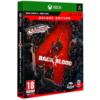 Back 4 Blood - Deluxe Edition - ( XB1X )