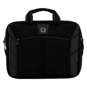 "Wenger Sherpa Double Slim case for Notebooks 41 cm (16"") black"