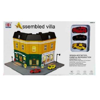 Assebled Villa 3+