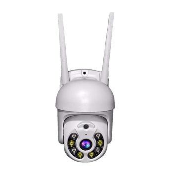 Smart Dome IP Camera – WiFi – 1080P – 3.6mm – Pan/Tilt