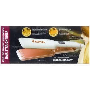 Kemei KM-1037 Ισιωτική μαλλιών