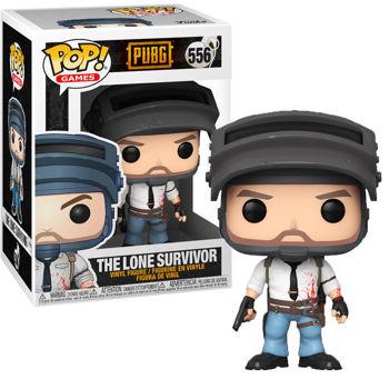 Funko POP!PUBG - The Lone Survivor #556