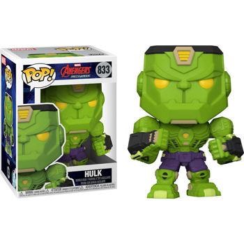 POP! Marvel: MechSTRIKE - Hulk #833