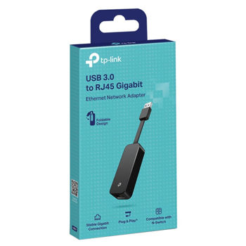 TP-LINK USB 3.0 to RJ45 Gigabit Ethernet Network Adapter