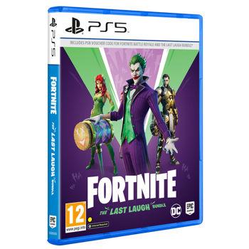 Fortnite : The Last Laugh Bundle ( PS5 )