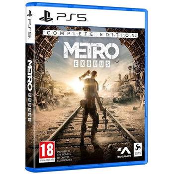 Metro Exodus -COMPLETE EDITION ( PS5 )