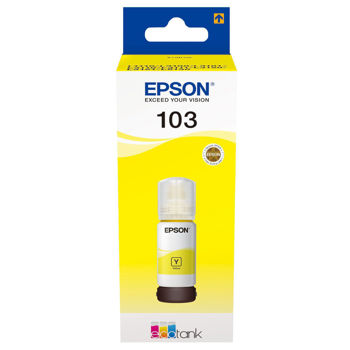 Epson 103 Yellow Μελάνι