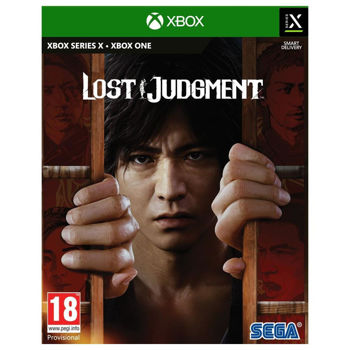 Lost Judgment 2 ( XB1/XBSX )