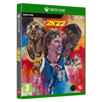 NBA 2K22 75th Anniversary Edition ( XB1 )