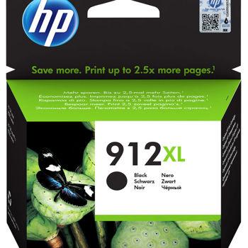 HP 912XL HP Μελάνι Black