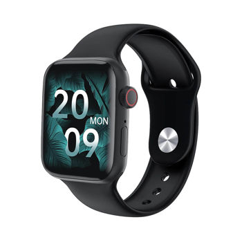 BreeZy HW22 SERIES 6 BLUETOOTH Smartwatch ( Black )