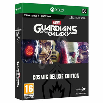 Marvel's Guardians of the Galaxy: Cosmic Deluxe Edition ( XB1/SX )