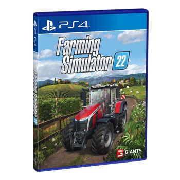 Farming Simulator 22 ( PS4 )