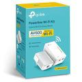 TP-Link AV500/600 WiFi Extender Starter TL-WPA4220 Kit Powerline