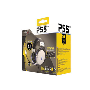 SteelPlay HP52 PS5 Headset - Ακουστικά Κεφαλής PS5