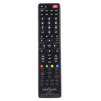 CHUNGHOP E-T908 Universal Remote Controller for TCL LED LCD HDTV 3DTV